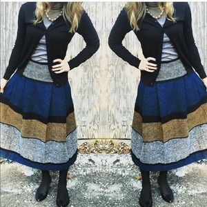 Dresses & Skirts - Wool maxi skirt